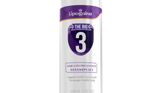 Lipogaine Big 3 Shampoo Purple Label