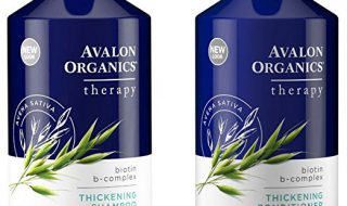 avalon organics thckening shampoo conditioner