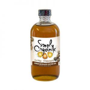 Organic Jamaican Black Castor Oilr