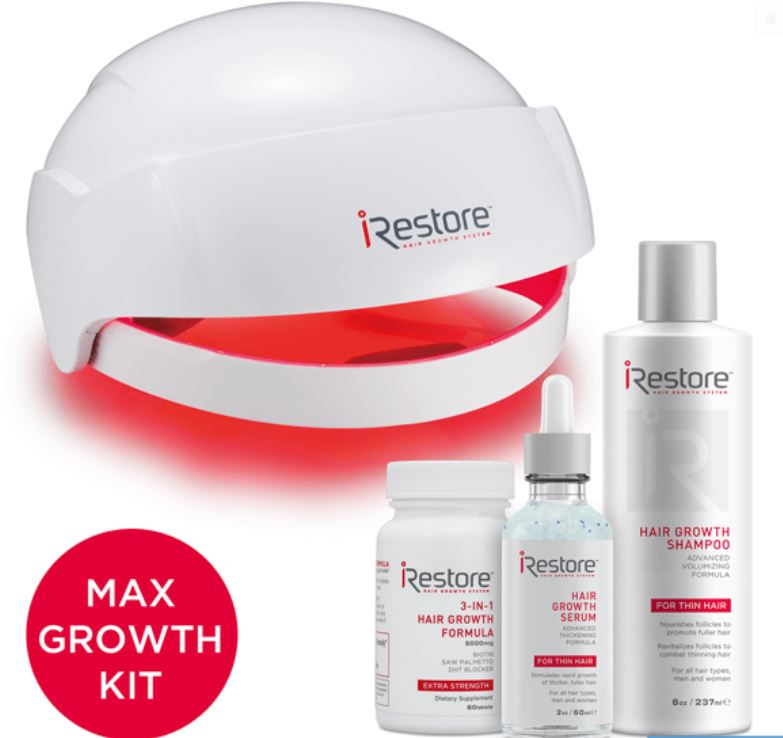 iRestore hair growth system reviews
