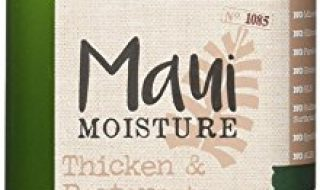 Maui Moisture Hair Products